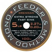 Леска DRENNAN FEEDER & METHOD Mono - 100m