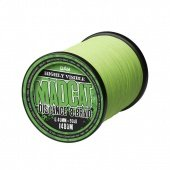Леска плетеная MADCAT® DISTANCE 8-BRAID Hi Vis Green
