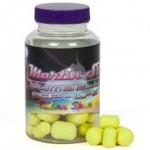 Бойлы плавающие Martin SB XTRA Pop-Ups Indian Spice Fluoro Dumbells Mix - Yellow 12/15mm/75гр.