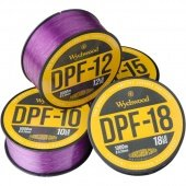 Леска карповая Wychwood DPF Coated Mono - Purple/White