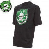 "Футболка MADCAT® ""SKULL & CLONKS"" T-Shirt BLACK"