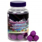 Бойлы плавающие Martin SB XTRA Pop-Ups Passion Fruits Fluoro - Purple 15mm/75гр.