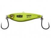 Блесны вертикальные MADCAT® A-STATIC VIBRATIX - FLUO YELLOW UV
