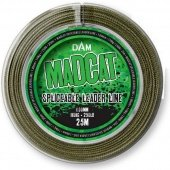 Снаг-лидер MADCAT® SPLICEABLE LEADER LINE - 25m / 1.0mm / 110kg