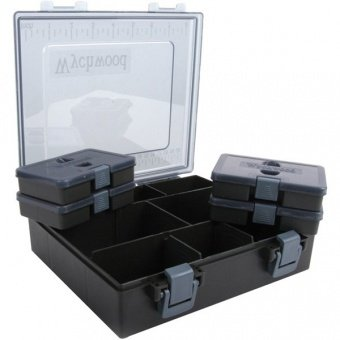 Набор коробок Wychwood Tackle Box Complete - Medium