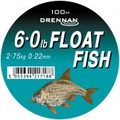 Леска DRENNAN FLOAT FISH Mono - 100m