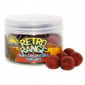 Бойлы плавающие Crafty Catcher RETRO Dairy Cream Fudge Pop-Up - 15mm/100гр.