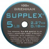 Леска DRENNAN SUPPLEX® Mono - 100m