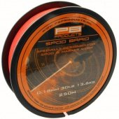 Леска плетеная PB Products SPOD & MARKER Braid - 0.18mm / 250m - Fluo Orange