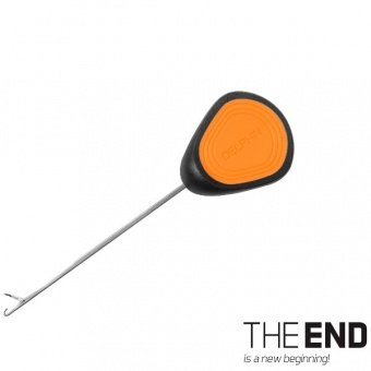 Игла для насадок DELPHIN THE END GRIP Medium Needle - Orange
