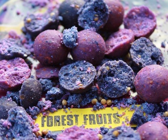 Бойлы тонущие Martin SB XTRA Boilies Forest Fruits